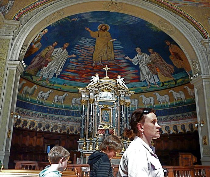 Chiesa Dei Santi Cosma e Damiano 3