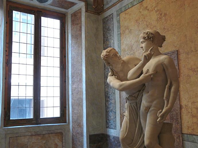 Cupid & Psyche Palazzo Altemps