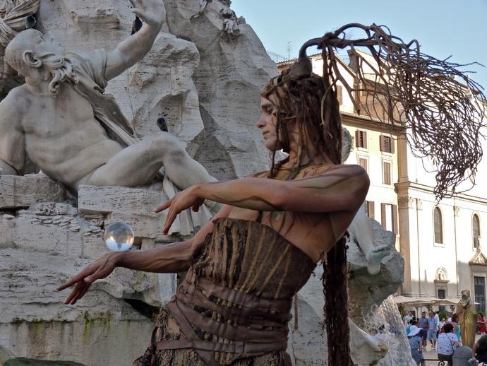 Daphne ii Piazza Navona 4