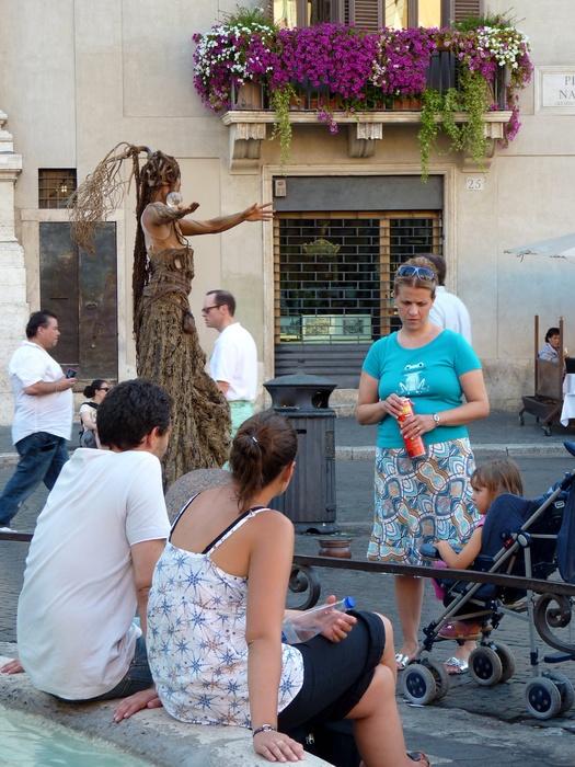 Daphne ii Piazza Navona