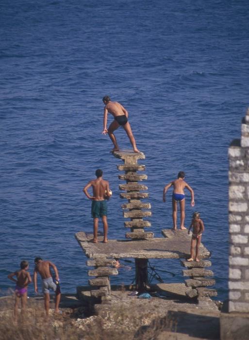 Diving Saranda