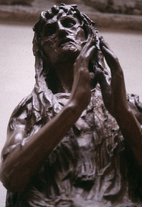 Donatello\\\'s Magdalen 3