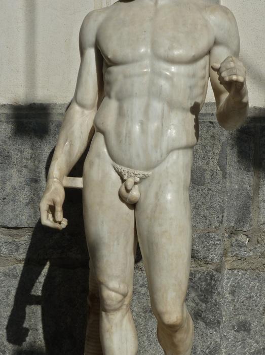 Doryforos di Polykleitos 12