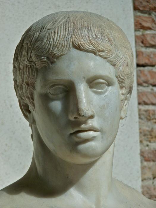 Doryforos di Polykleitos 25