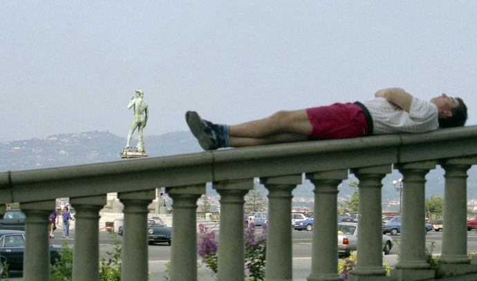Dreaming of David