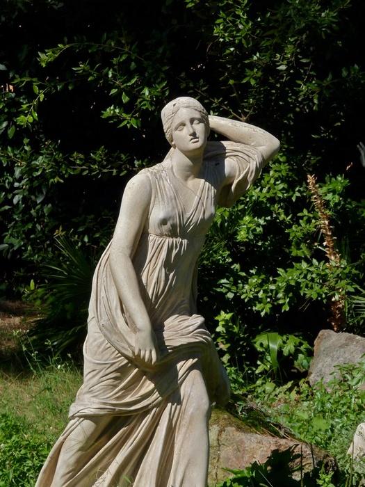 Dying Niobid Villa Medici