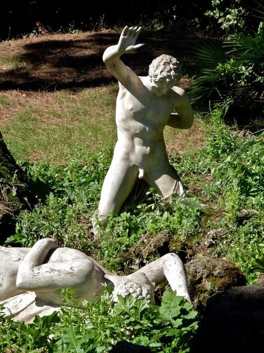 Dying Niobids Villa Medici 24
