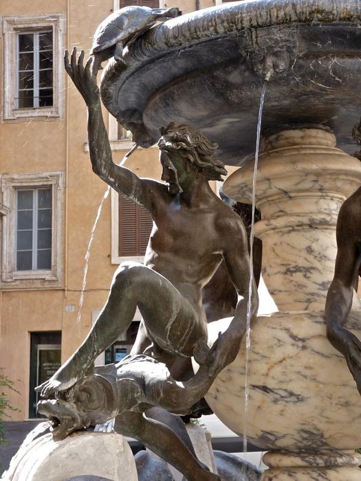 Fontana Delle Tatarughe 12