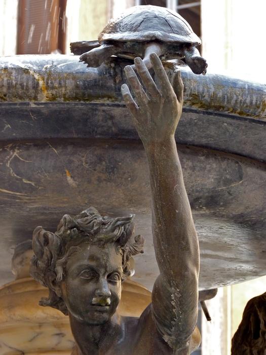 Fontana Delle Tatarughe 16