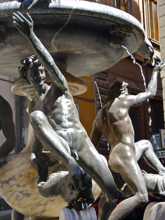 Fontana Delle Tatarughe 2