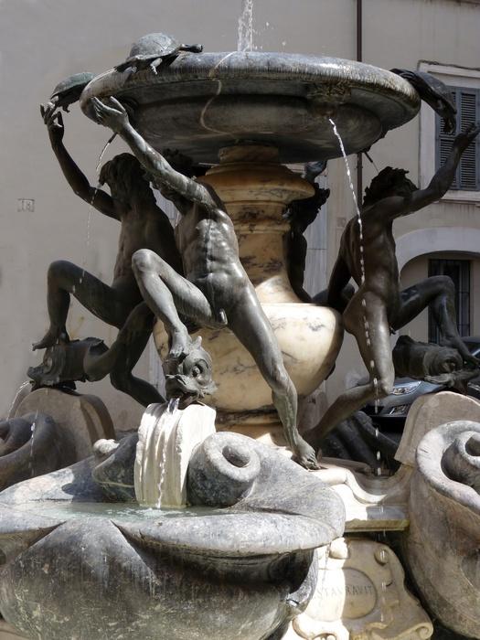 Fontana Delle Tatarughe 20