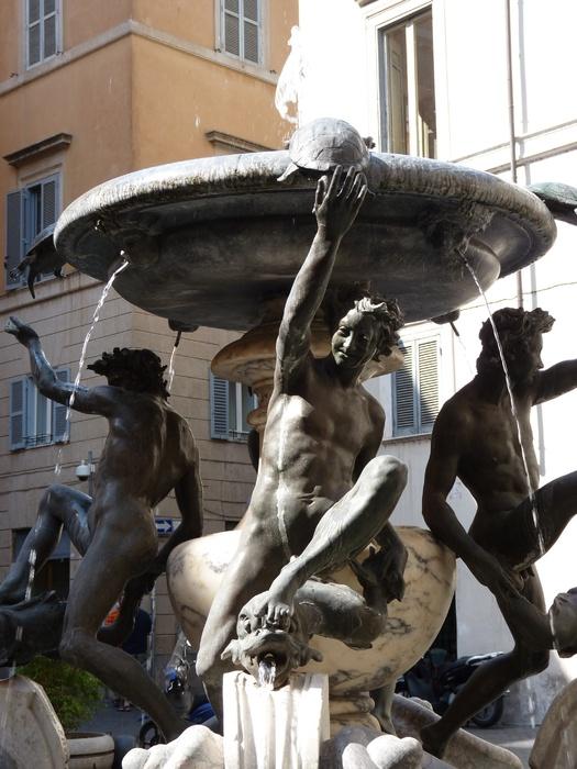 Fontana Delle Tatarughe 21