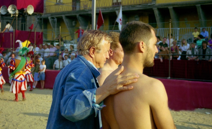 Franco Zeffirelli Calcio Storico 1989