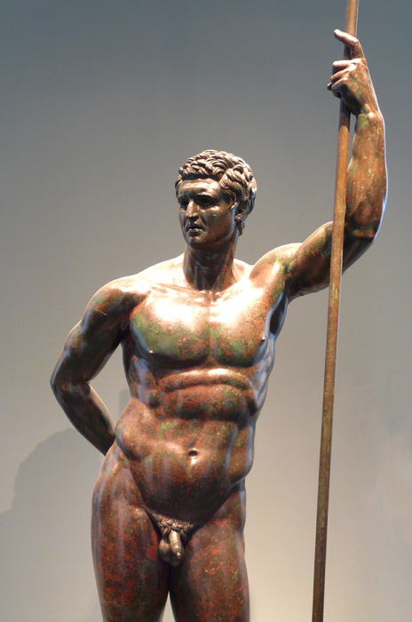 Hellenistic Prince 28