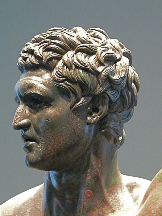 Hellenistic Prince 5