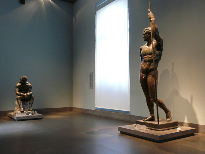 Hellenistic Prince & Boxer
