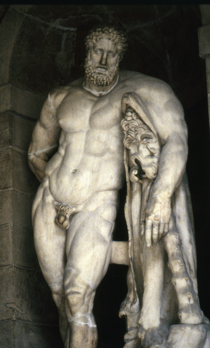 Heracles Pitti Palace