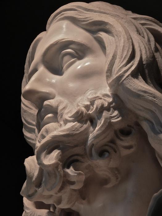 Il Salvador Mundi Bernini 11