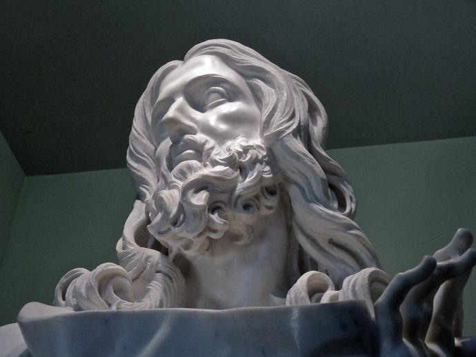 Il Salvador Mundi Bernini 13