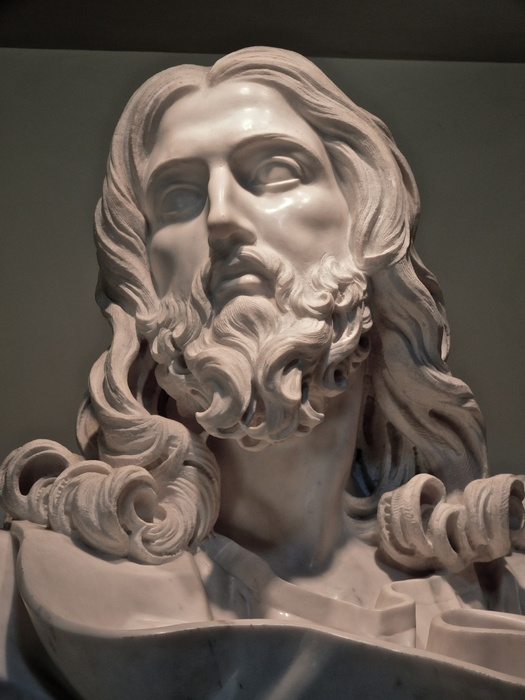 Il Salvador Mundi Bernini 2