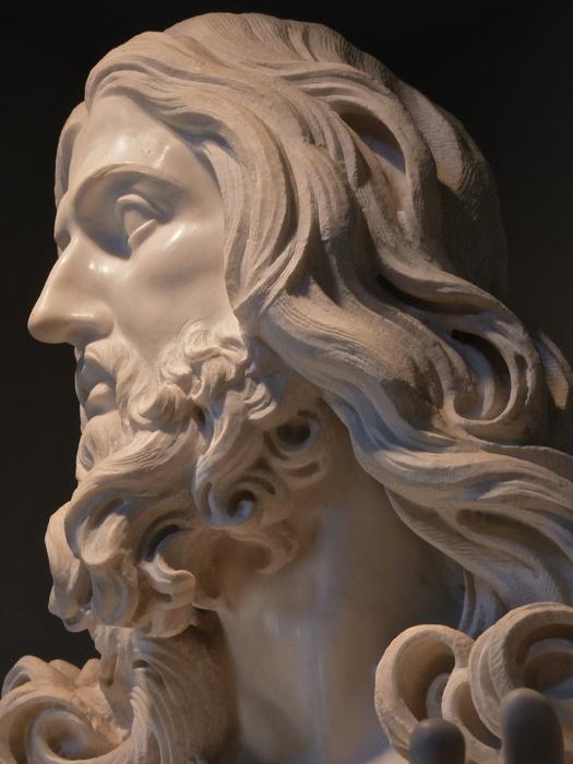 Il Salvador Mundi Bernini 21