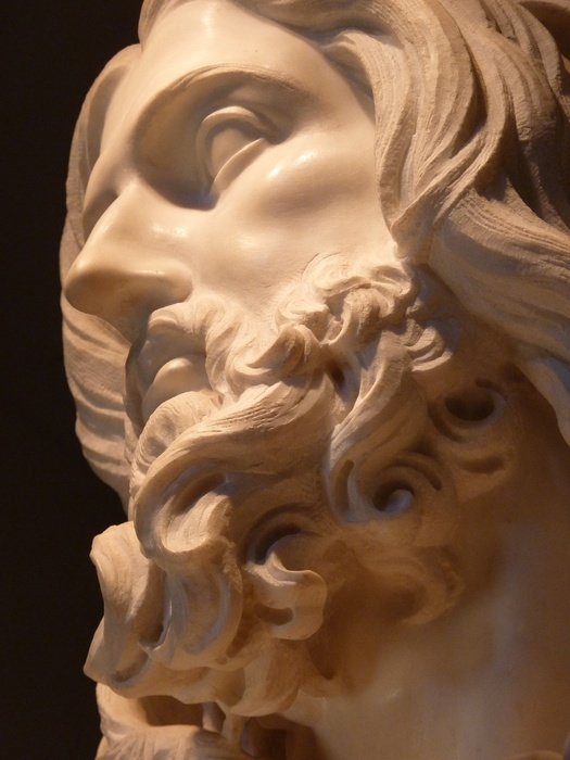 Il Salvador Mundi Bernini 23