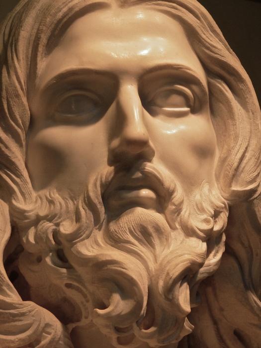 Il Salvador Mundi Bernini 3