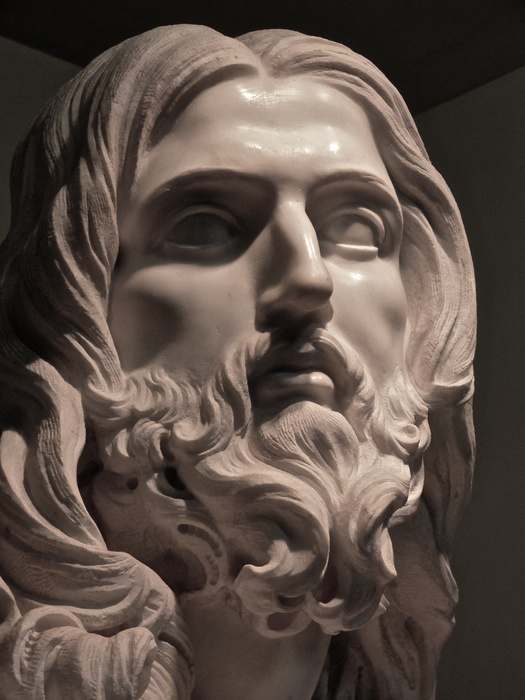 Il Salvador Mundi Bernini 4