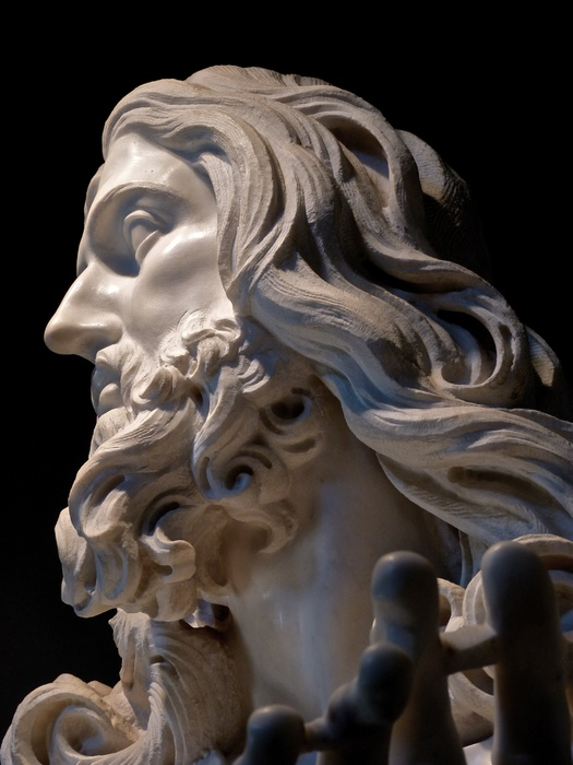 Il Salvador Mundi Bernini 6