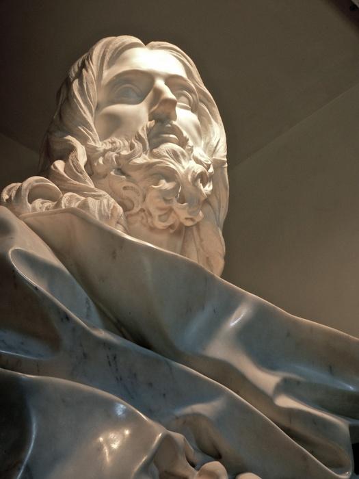 Il Salvador Mundi Bernini 8