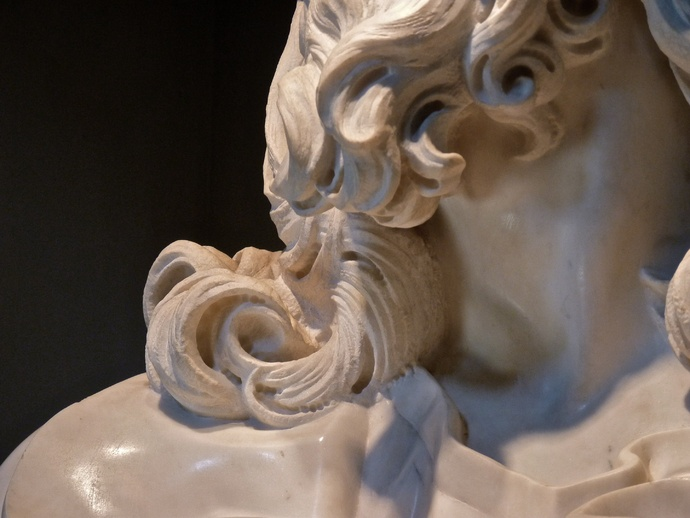 Il Salvador Mundi Bernini 9