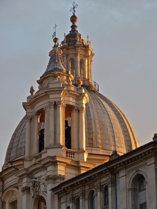 Il Crepuscolo Piazza Navona 2