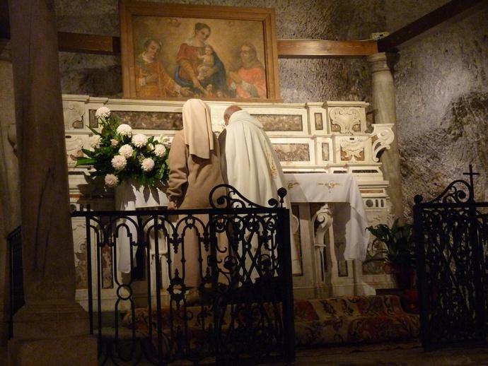 L\\\'altare Della Madonna Del Perpetua Soccorso