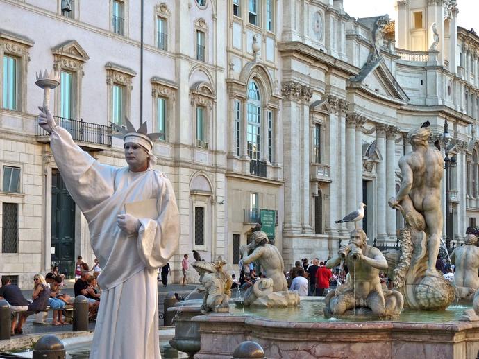 Liberty Piazza Navona