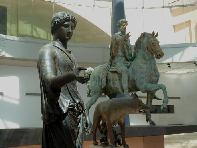 Marcus Aurelius & Acolyte 3