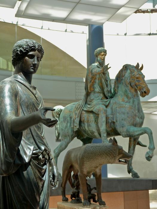 Marcus Aurelius & Acolyte
