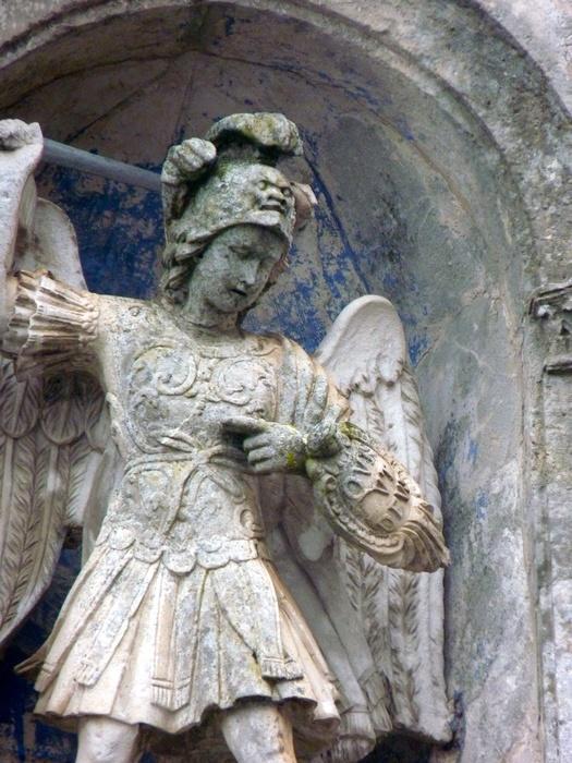 Michael Archangel Upper Atrium (1656) 2