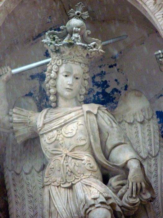 Michael Archangel Upper Atrium (1656) 5