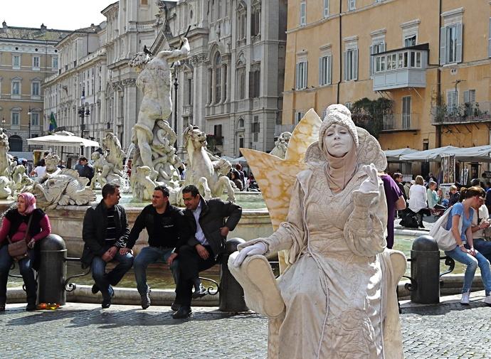Piazza Navona 5