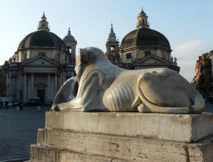 Piazza Del Populo 5