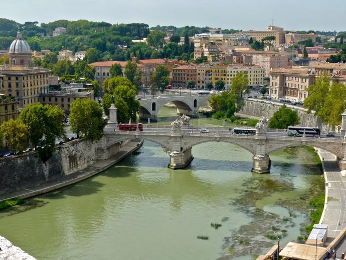 Roma in Summer 12