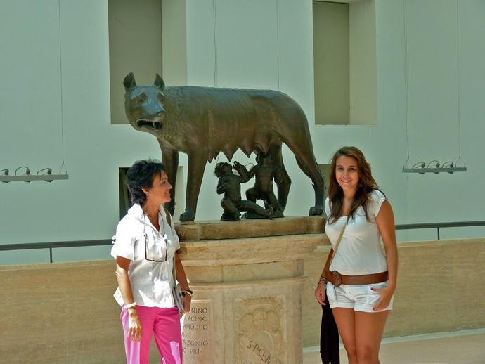 Roma in Summer 19