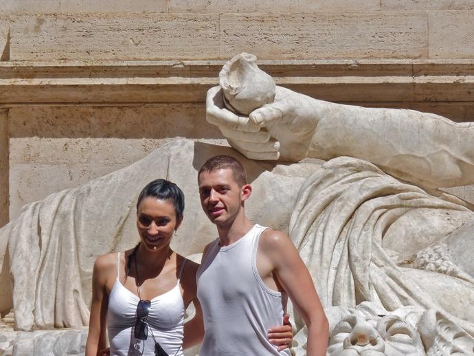 Roma in Summer 7