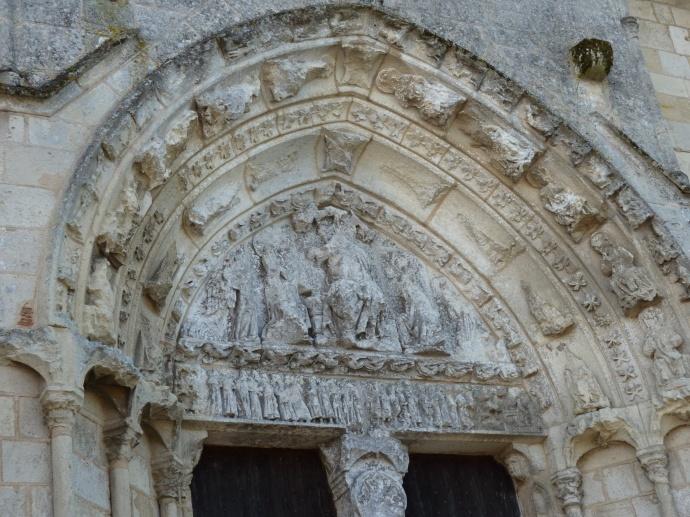 Romanesque Tympanum