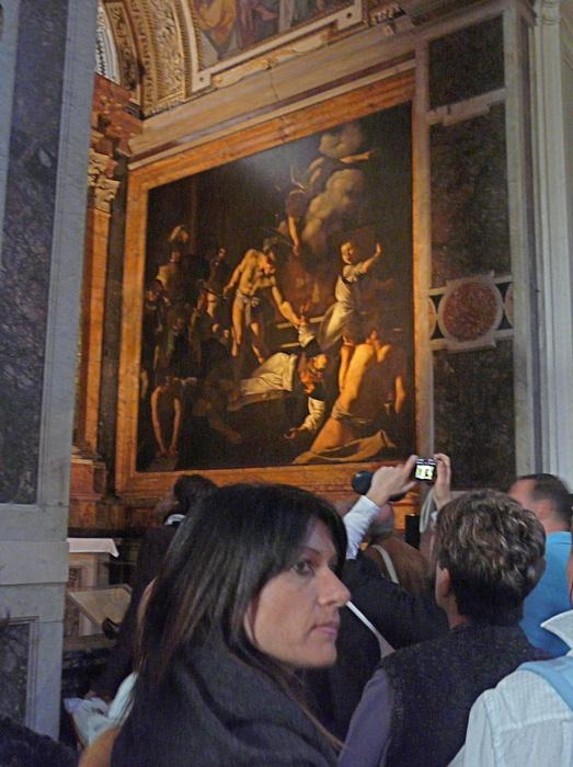 San Luigi Dei Francesi Contarelli Chapel