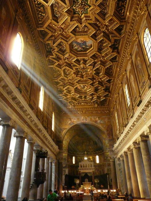 Santa Maria in Trastevere 3