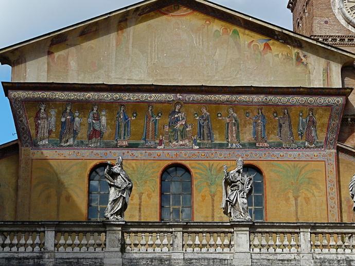 Santa Maria in Trastevere 4