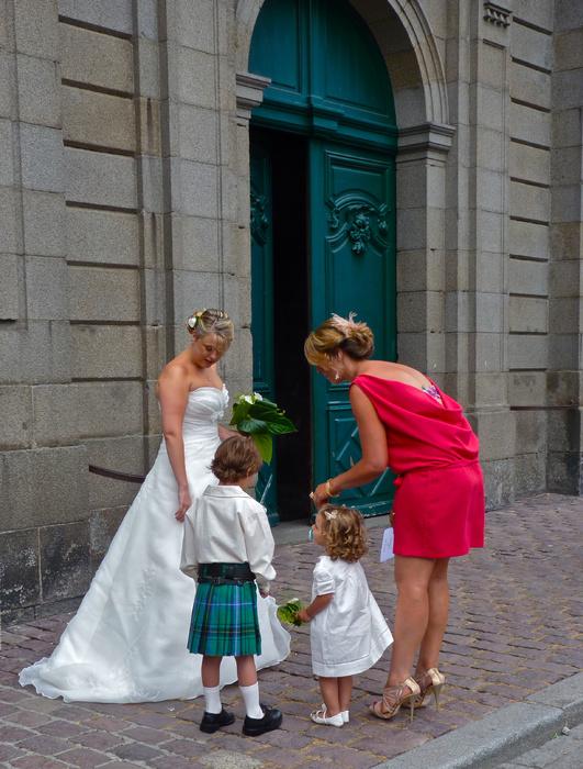 Scottish Wedding in st Malo 3