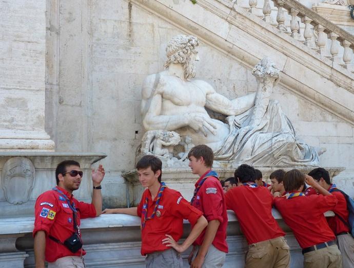 Scouts Campidolio
