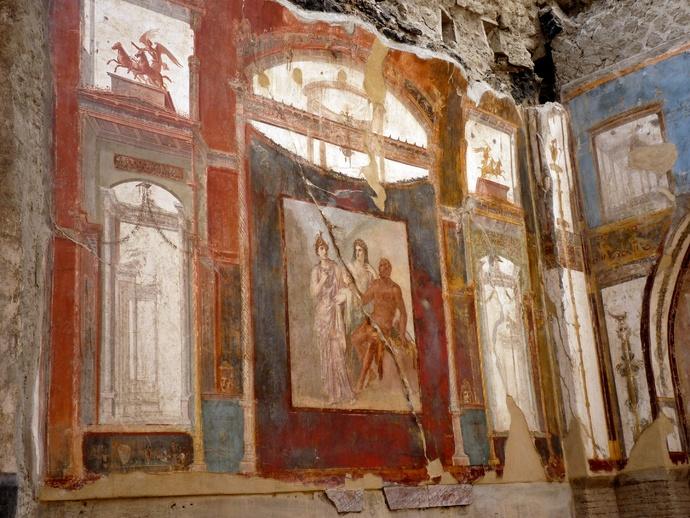 Sede Degli Augustali Herakles 2